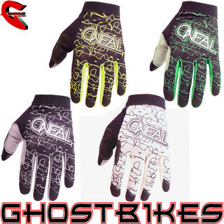 View Item Oneal 2013 AMX Motocross Gloves