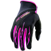 View Item Oneal Element 2013 Girls Motocross Gloves