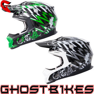 View Item Oneal 7 Series Dizzy Motocross Helmet