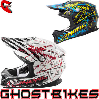 View Item Oneal 7 Series Synapse Motocross Helmet