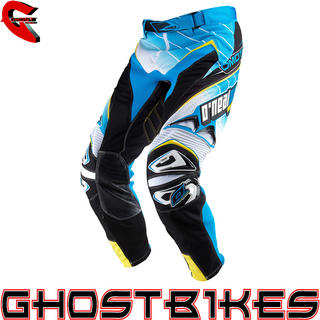 View Item Oneal Hardwear 2013 Vented Motocross Pants
