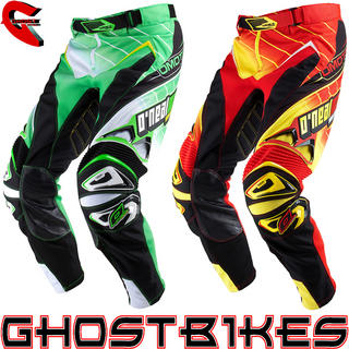 View Item Oneal Hardwear 2013 Racewear Motocross Pants