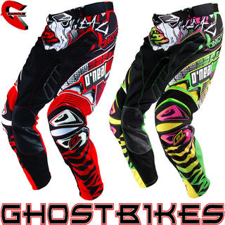 View Item Oneal Hardwear 2013 Automatic Motocross Pants