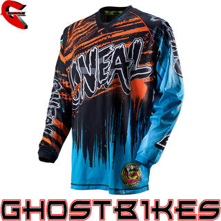 View Item Oneal Mayhem 2013 Crypt Motocross Jersey
