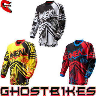 View Item Oneal Mayhem 2013 Roots Motocross Jersey