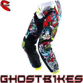 View Item Oneal Element 2013 Villain Motocross Pants