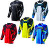 View Item Oneal Element 2013 Racewear Motocross Jersey
