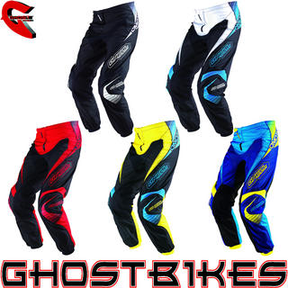 View Item Oneal Element 2013 Racewear Motocross Pants