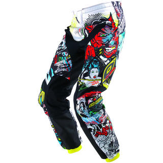View Item Oneal Element Kids 2013 Villain Motocross Pants