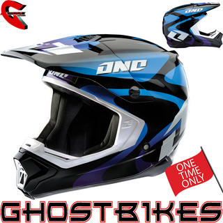 View Item One Industries Gamma Lava Lamp Motocross Helmet