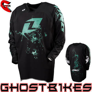 View Item One Industries 2012 Defcon Contaminant Motocross Jersey