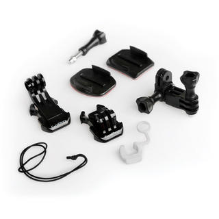 View Item GoPro HD Sports Camera Grab Bag Mounts