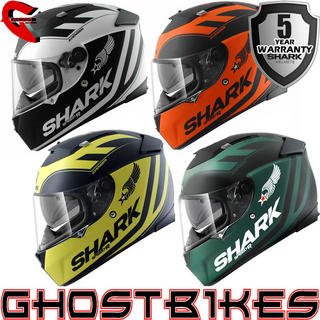 View Item Shark Speed-R Avenger Motorcycle Helmet
