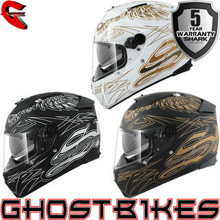 View Item Shark Speed-R Emblem Motorcycle Helmet