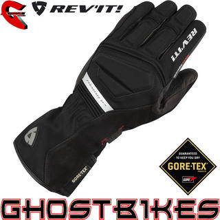 View Item Rev'It Contra GTX Motorcycle Gloves