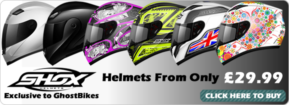 Shox Motorcycle Helmets