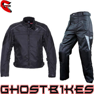 View Item Black Argon Jacket & Roxter Trousers Kit
