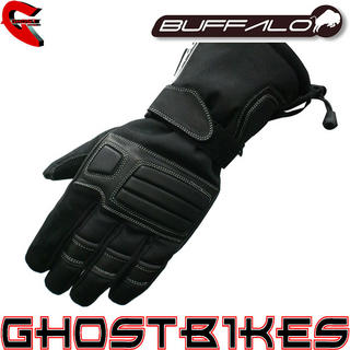 View Item Buffalo Hazard Motorcycle Gloves