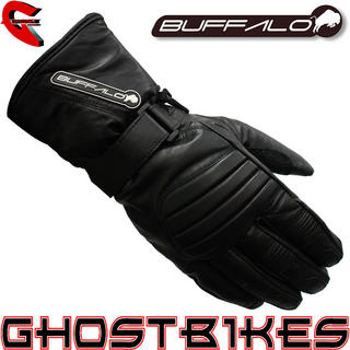 View Item Buffalo Radar Motorcycle Gloves