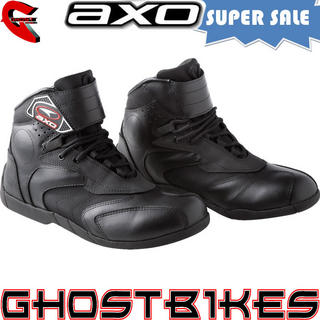 View Item Axo Store Motorcycle Boots