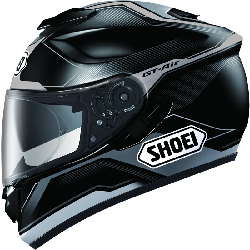SHOEI GT-AIR 2013 JOURNEY MOTORCYCLE MOTORBIKE TOURING ...