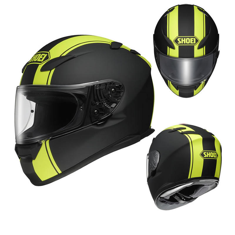 Shoei XR-1100 2013 Glacier Motorcycle Helmet