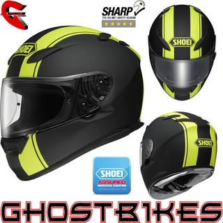 View Item Shoei XR-1100 2013 Glacier Motorcycle Helmet