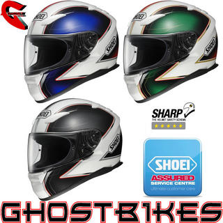 View Item Shoei XR-1100 2013 Skeet Motorcycle Helmet