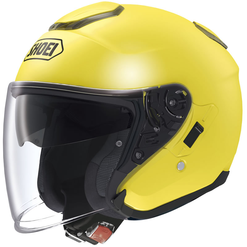 SHOEI J-CRUISE NEW OPEN FACE MOTORCYCLE SCOOTER TOURING ...