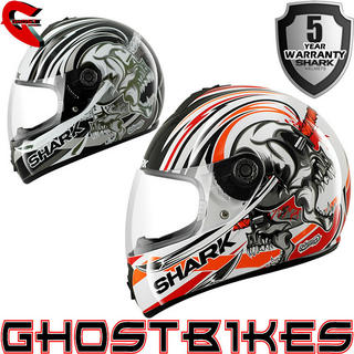 View Item Shark S600 Chuka Chuka Motorcycle Helmet