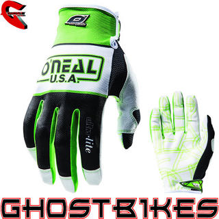 View Item Oneal Jump 2013 Ultra Lite LE 83 Motocross Gloves