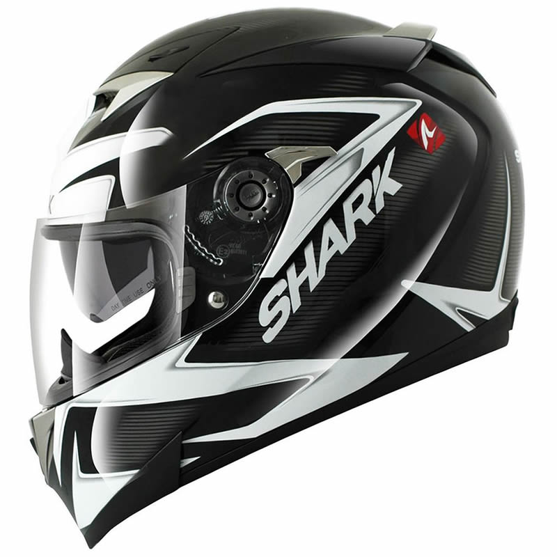 neuf shark s900c visage complet acu or moto crash casque ghostbikes ebay. Black Bedroom Furniture Sets. Home Design Ideas