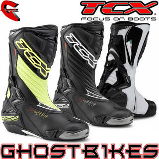 View Item TCX S-R1 Motorcycle Boots