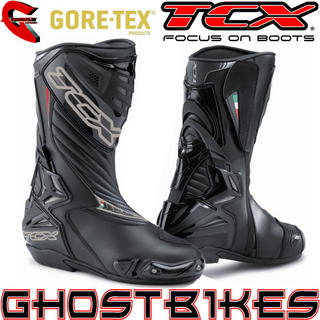 View Item TCX S-R1 Gore-Tex Motorcycle Boots