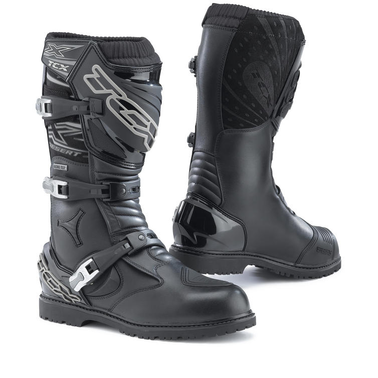 TCX X-Desert GTX Gore-Tex Motorcycle Boots
