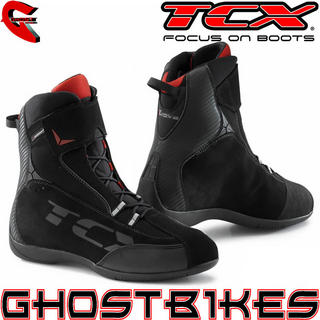 View Item TCX X-Move Waterproof Motorcycle Boots