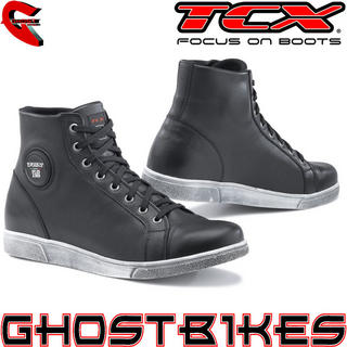View Item TCX X-Street Wateproof Motorcycle Shoes