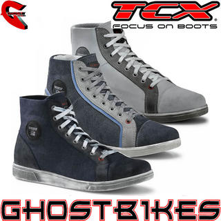 View Item TCX X-Street Motorcycle Shoes