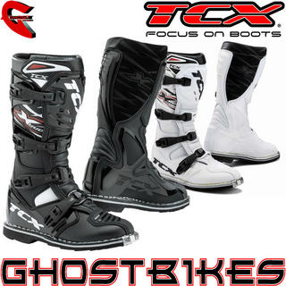 View Item TCX X-Mud Motorcross Boots
