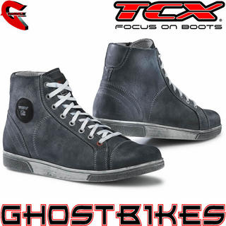 View Item TCX X-Street Waterproof Motorcycle Boots