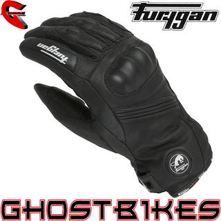 View Item Furygan Steel Short CE Approved Motorcycle Gloves