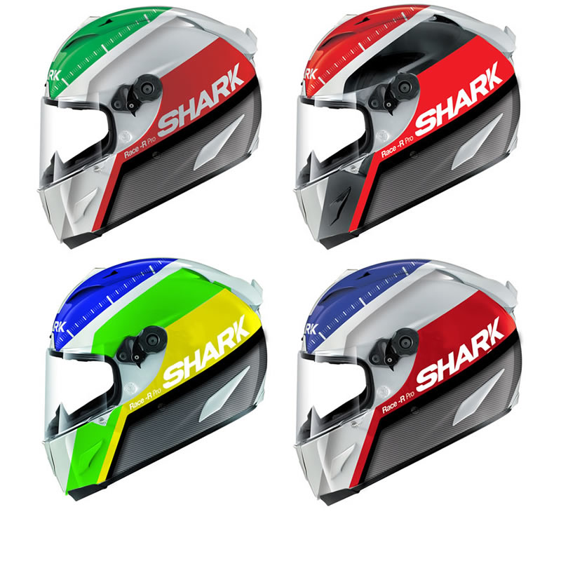 casque int grale shark race r pro carbone racing division 2013 acu ebay. Black Bedroom Furniture Sets. Home Design Ideas
