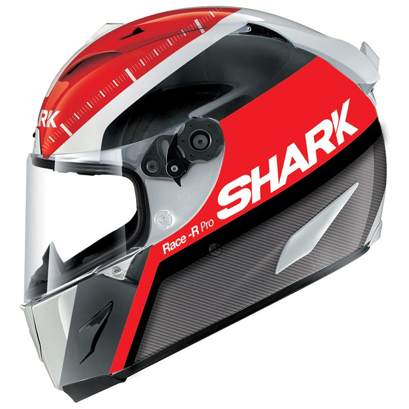 shark race r pro carbon racing division 2013 full face acu motorcycle helmet ebay. Black Bedroom Furniture Sets. Home Design Ideas
