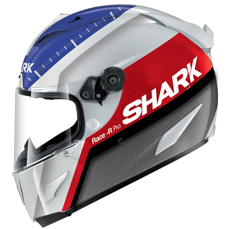 casque moto integrale shark race r pro 2013 en carbone ebay. Black Bedroom Furniture Sets. Home Design Ideas