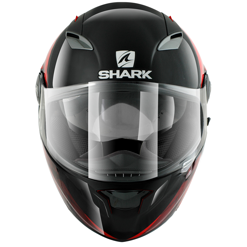 shark vision r kinum full face touring drop down visor motorcycle helmet ebay. Black Bedroom Furniture Sets. Home Design Ideas