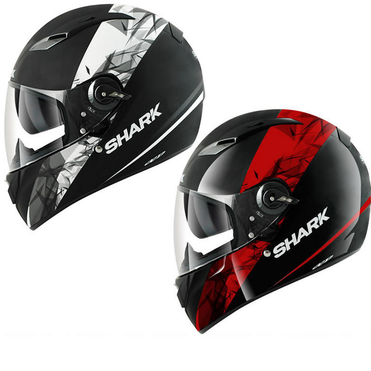 shark vision r kinum motorcycle helmet motocross helmets. Black Bedroom Furniture Sets. Home Design Ideas