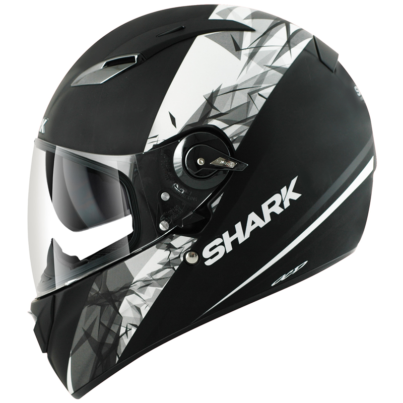 shark vision r kinum full face touring drop down visor motorcycle helmet. Black Bedroom Furniture Sets. Home Design Ideas