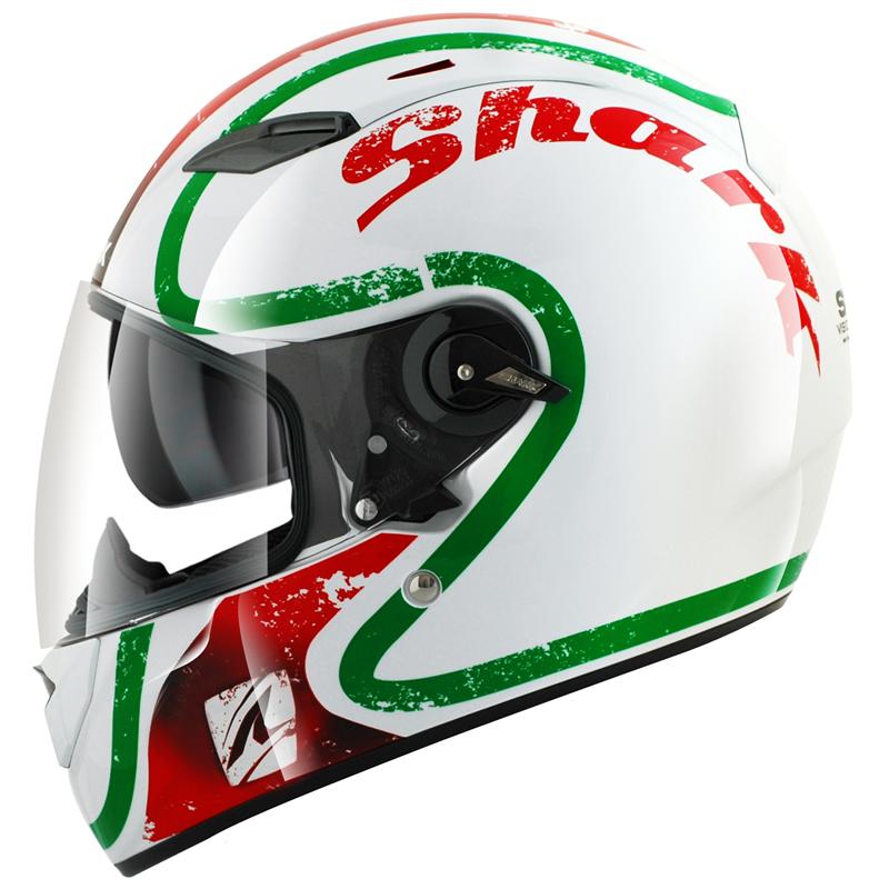 shark vision r escapade new 2013 full face touring cruiser helmet ghostbikes ebay. Black Bedroom Furniture Sets. Home Design Ideas