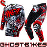 View Item Oneal Hardwear 2013 Automatic Black-Red Motocross Kit