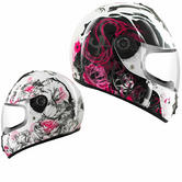 View Item Shark S600 Season Motorcycle Helmet + FREE Balaclava + Neck Tube